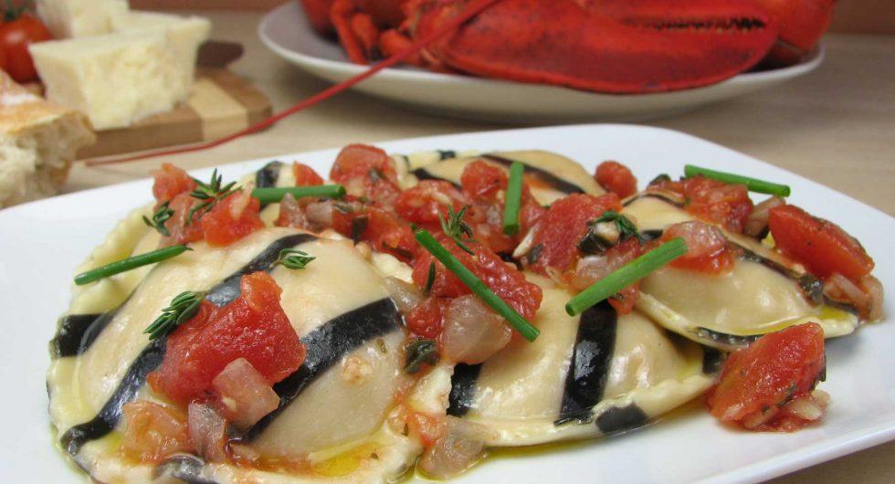ny ravioli striped lobster ravioli