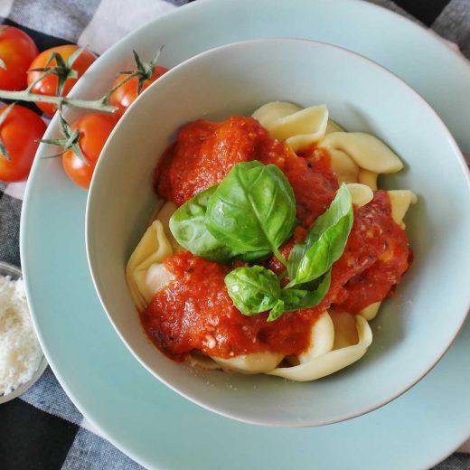ny ravioli Tortellini - Tortelloni
